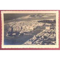 Cartão Postal Vista Aérea De Recife Estado Pernambuco