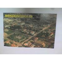 Cartão Postal - Rondonópolis - Mt