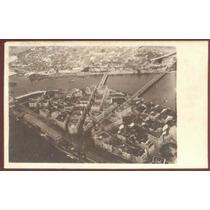 Cartão Postal Vista Aérea De Recife Estado De Pernambuco