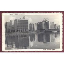 Cartão Postal Bairro De Santo Antonio Recife Pernambuco