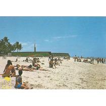 1304 - Postal Joao Pessoa, P B - Praia E Hotel Tambau