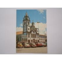Cartão Postal Antigo Igreja Recife Pernambuco
