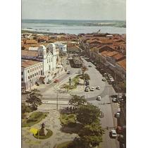5743 - Postal São Luiz, M A - Praça João Lisboa
