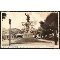 Cartão Postal Antigo Recife Pe Praça Joaquim Nabuco