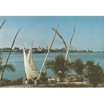 1379 - Postal Recife, P E - Vista Panoramica Da Cidade