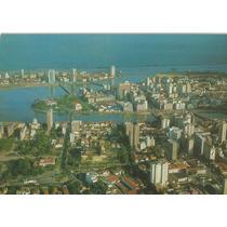 22391 - Postal Recife, P E - Vista Aérea Panoramica