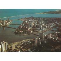 8177 - Postal Recife, P E - Vista Aérea