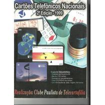 Catalogo Nacional De Cartoes Telefonicos N°1 Novo