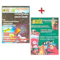 Catálogos O Cartão Duas Revistas Novas + Frete Grátis