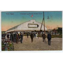 Cartão Postal - Porto Alegre/rs - 2ª Exposição Agropecuaria