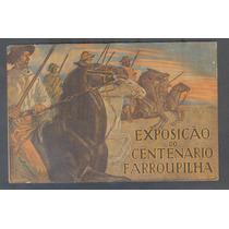 Cartão Postal - Exposição Do Centenário Farroupilha (1935)