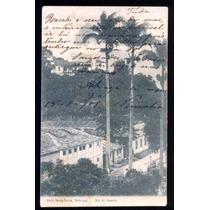 Cartão Postal Rio De Janeiro Asilo Santa Maria Botafogo 1908