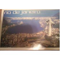 6 Cartões Postais Diversos Do Rio De Janeiro Nacionais Novos
