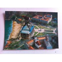 Cartao Postal Antigo Bondinho Rio De Janeiro Rj