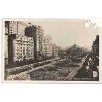 Ml-0947 Cartão Postal Antigo Wessel Pça. Mal. Floriano Rj