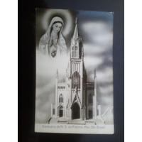 Cartão Santuário De N.s. De Fátima-rj