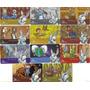 Loucura Série Pascoa Quadrinhos (11 Cartões) Brasil Telecom