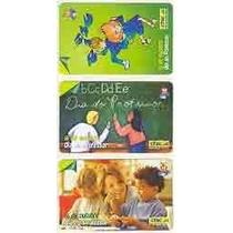 Loucura Série Dia Do Professor (3 Cartões) Ctbc