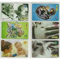 Loucura Série Dia Das Mães (6 Cartões) Ctbc