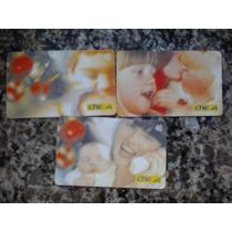 Loucura Série Natal 2002 (3 Cartões) Ctbc