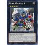 Gear Gigant X - Ct10 ( Carta Em Português )