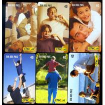 Loucura Série Dia Dos Pais (6 Cartões) Ctbc