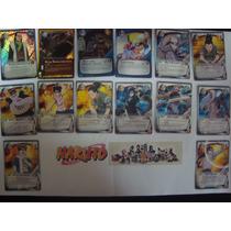 Lote 24 -// Cards Games Raridades Jogos 40 Cards Naruto