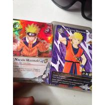 Cartas Promocionais Naruto Perfeito Estado