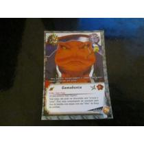 Card Do Naruto Classico: Gamabunta
