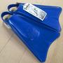 Nadadeira Pé De Pato Natação Kpaloa Azul Tamanho Xlx 45-46