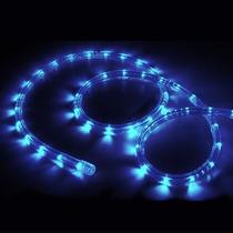 Mangueira Luminosa Led Alto Brilho 110v Azul