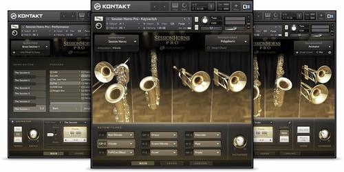 Native Instruments Session Horns Pro Kontakt+kontakt 5 - R$ 24,90 no ...