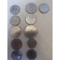 Moedas Dinheiro Cruzeiro, Cruzado Antigo
