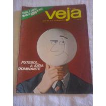 Revista Veja O Gol 1000 De Pelé 1969