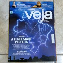 Revista Veja Ano 48 No. 31. 5/8/15. Crise Política Economia