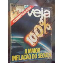 Veja - A Maior Inflação Do Século/ As Enchentes Do Recife