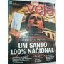 Revista Veja Ano 40-8 Frei Galvão + Foto Claudia Leitte 2007