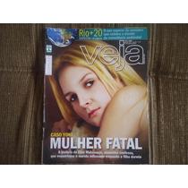 Veja #2273 Ano 2012 Caso Yoki, Elize Matsunaga, Rio + 20