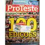Revista Pro Teste 100 - Março 2011 Preservativos- Cdlandia