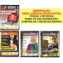 Visão Jurídica Edição Extra - 3 Revistas Em 1 + Brinde