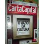 Revista Carta Capital Vazio Da Cultura Imbecilização Brasil