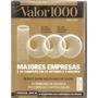 Revista Valor 1000 - 1000 Maiores Empresas. E As Campeãs...