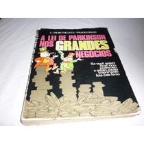 Livro A Lei De Parkinson Nos Grandes Negócios