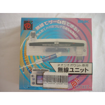 Neo Geo Pocket : Wireless Communication Novo Lacrado !!!