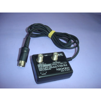 Adaptador Rf Original Do Neo Geo Cd
