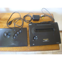 Neo Geo Aes Console Videogame Video Game Snk