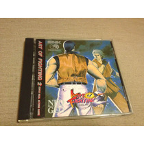 Art Of Fighting 2 Snk Neo Geo Cd(snk,1994)completo Americano