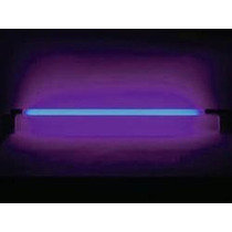 Lâmpada Luz Negra Tubular 4w 6w 8w 10w 15w Ou 20w Miniatura