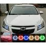 Kit Angel Eyes Car Light Universal (2 Anéis + 1 Inversores)