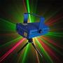Mini Projetor Holográfico Laser Efeitos Especiais Faz Tunnin